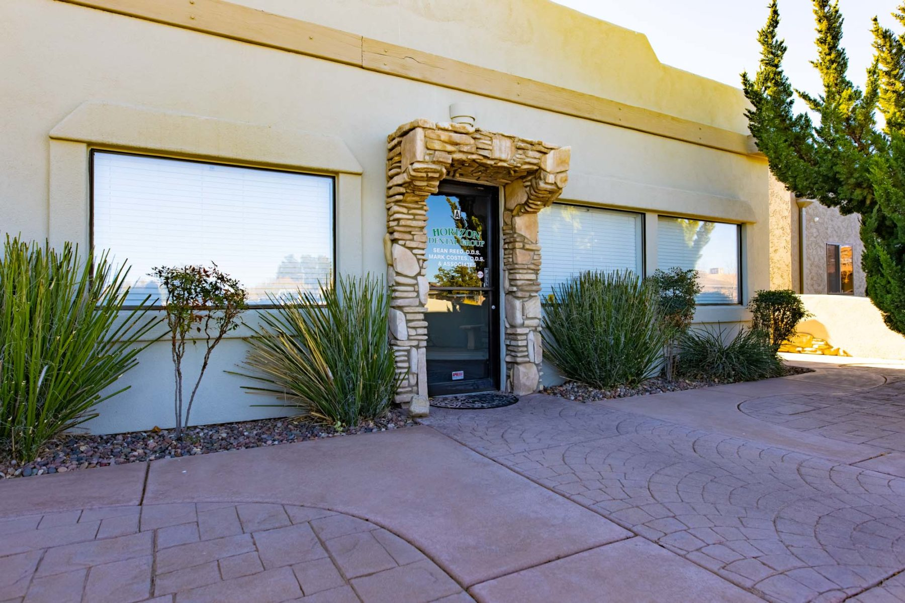 Exterior of the Horizon Dental Group office in Prescott Valley, AZ
