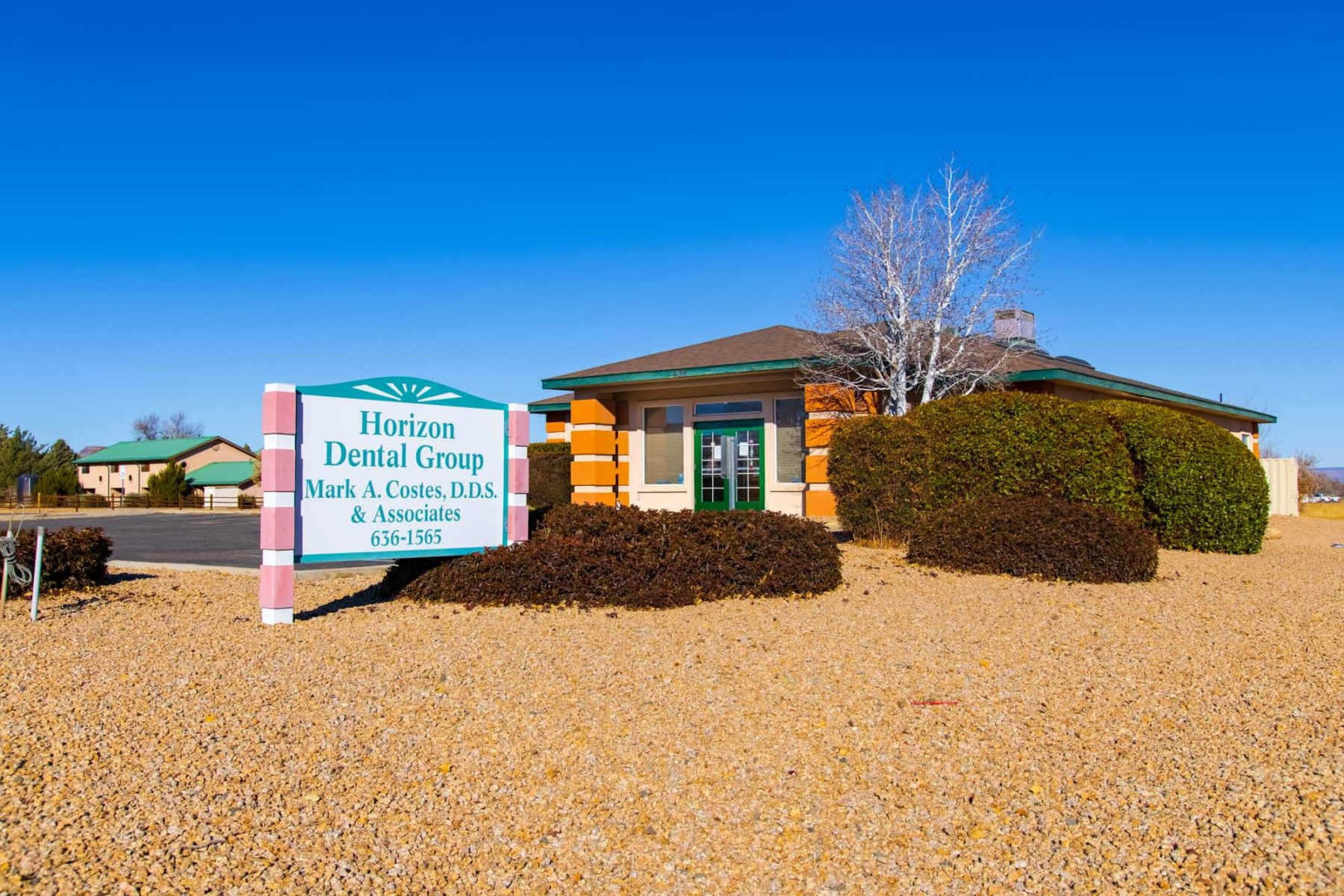 Exterior of the Horizon Dental Group office in Chino Valley, AZ