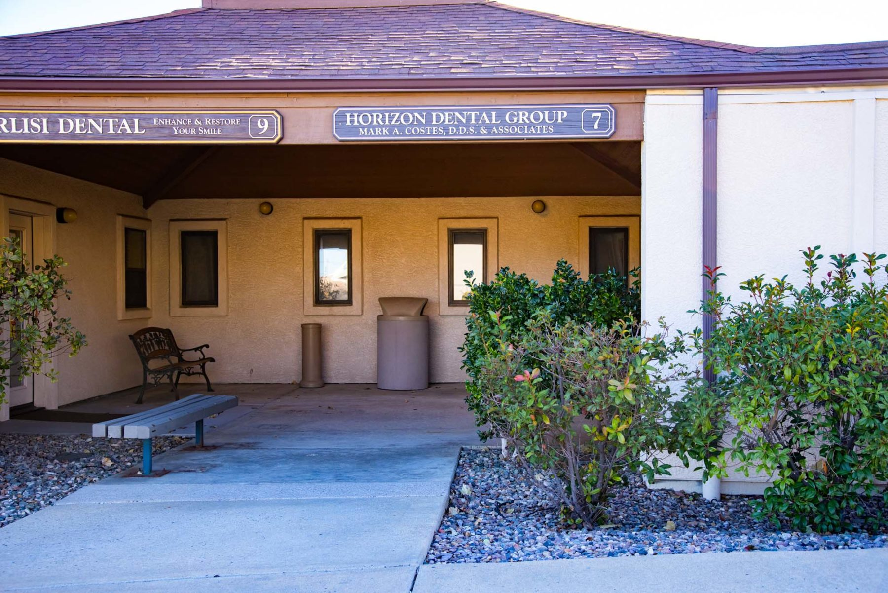 Exterior of the Horizon Dental Group office in Prescott, AZ