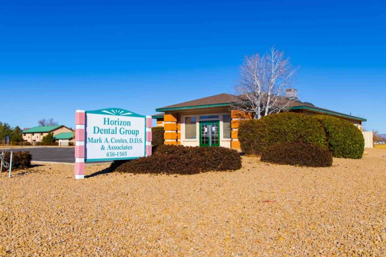 Exterior of Horizon Dental Group in Chino Valley, AZ